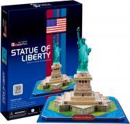 3D-пазл CubicFun США: Статуя Свободи C080h