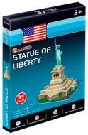 3D-пазл CubicFun Статуя Свободи S3026h