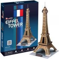 3D-пазл CubicFun Франція: Ейфелева вежа C044h
