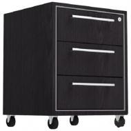 Тумба мобильная AMF Art Metal Furniture Оникс 455х440х560 мм прованс венге