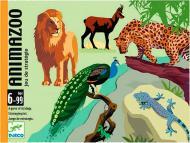 Гра настільна Djeco Зоопарк DJ05188