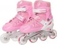 Роликові ковзани Extreme Motion RS16017 р. 35-38 рожевий