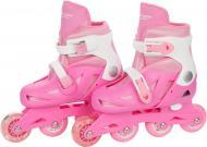 Роликові ковзани Extreme Motion RS16013 р. 35-38 рожевий
