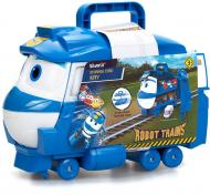 Игрушка-кейс Silverlit Robot Trains