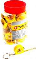 Рулетка Topex 27C001 1 м x 4 мм
