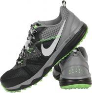 Кроссовки Nike Dual Fusion Trail р.10 черный 652867-016-10