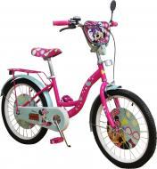 Велосипед Shantou Disney Minnie Mouse малиновий MN192004