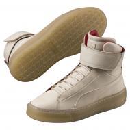 Ботинки Puma Platform Mid Wns 36522002 р. 3,5 красный