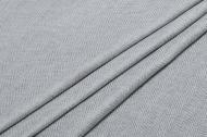 Тканина портьєрна Твід 280 см сірий