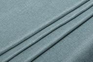 Ткань портьерная Твид 280 см аква