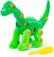 Фігурка-конструктор Полісся динозавр