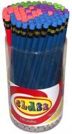 Олівець графітний з гумкою Neon HВ 119C CLASS