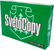 Папір офісний SvetoCopy A4 80 г/м 500 аркушів білий