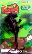 Игрушка-растяжка Qunxing Плащеносная ящерица W6328-71B