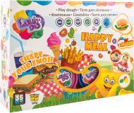 Тісто для ліплення OKTO Happy Meal 560 г 11006