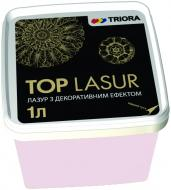 Лазур Triora TOP Lasur 163 перламутровий 1 л