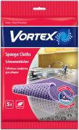 Серветка універсальна Vortex  18х20 см 5 шт./уп.
