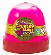 Слайм OKTO хрусткий Crunchy slime Малина 120 г 80085