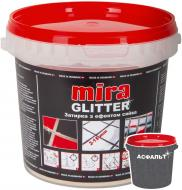Фуга MIRA Glitter agate 1 кг асфальт