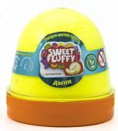 Лизун-антистрес OKTO Sweet fluffy Диня 120 мл 80075