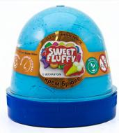 Лизун-антистрес OKTO Sweet fluffy Крем Брюле 120 мл 80078