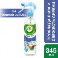 Спрей Air Wick Aqua Mist Прохолода льону та бузкова свіжість 345 мл