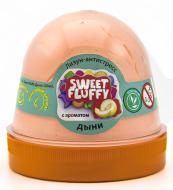 Лизун-антистрес OKTO Sweet fluffy Диня 120 мл 80109