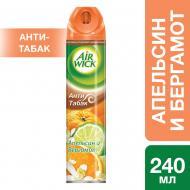 Аерозоль Air Wick Анти-тютюн Апельсин і бергамот 240 мл