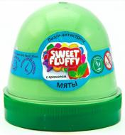 Лизун-антистрес OKTO Sweet fluffy М'ята 120 мл салатовий 80112