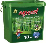 Добриво мінеральне Agrecol для газонів від бур'янів 10 кг