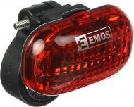 Ліхтар велосипедний Emos XC-714T (P3910) червоний