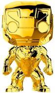 Фигурка Funko Железный человек серии Золотой хром