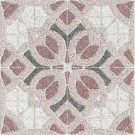 Плитка Golden Tile Sabbia flower бежевий 7F1740 30х30