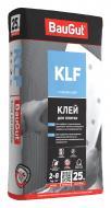 Клей для плитки BauGut KLF 25кг