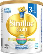 Суха молочна суміш Similac Gold 3 400 г 5391523058636