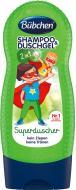 Шампунь-гель для душа Bubchen Супергерой 230 мл