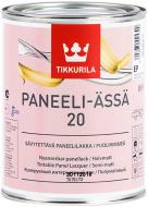 Лак Paneeli-Assa 20 TIKKURILA напівмат безбарвний 0,9 л