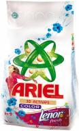 Пральний порошок для машинного прання Ariel Color Touch of Lenor fresh 6 кг