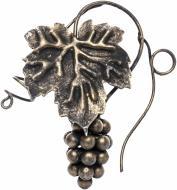 Кований виноград грона середня