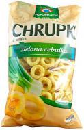 Снеки Przysnacki кукурудзяні зі смаком зеленої цибулі 150 г
