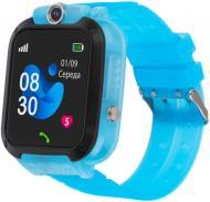 Смарт-часы AmiGo GO007 FLEXI GPS blue (871497)