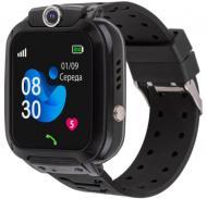 Смарт-часы AmiGo GO007 FLEXI GPS black (871496)