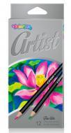 Карандаши цветные Colorino Artist мягкие 12 цветов (65498PTR)