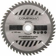 Пиляльний диск COMPASS  160x30x1.4 Z48