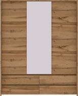Шафа гардеробна Tahoe TA 22 2100х1533х560 мм дуб вотан