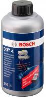Гальмівна рідина Bosch DOT-4 0,25л (1987479105)