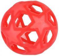 Прорізувач Hevea Star Ball з натурального каучуку Червоний