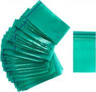 Пакет фасувальний кольоровий zip-lock 40x60 мм 50 шт.