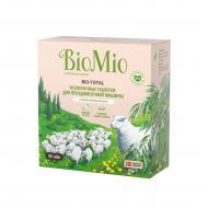 Таблетки для ПММ BioMio з маслом евкаліпта BIO-TOTAL 30 шт.