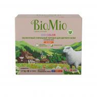 Пральний порошок для машинного та ручного прання BioMio BIO-COLOR для кольорової білизни 1,5 кг